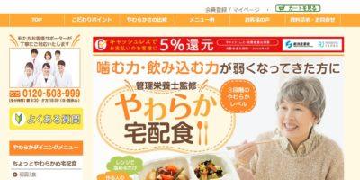 とろみのある高齢者向け介護食宅配弁当のおすすめはココ!評判・口コミや料金の比較ランキングTOP5!